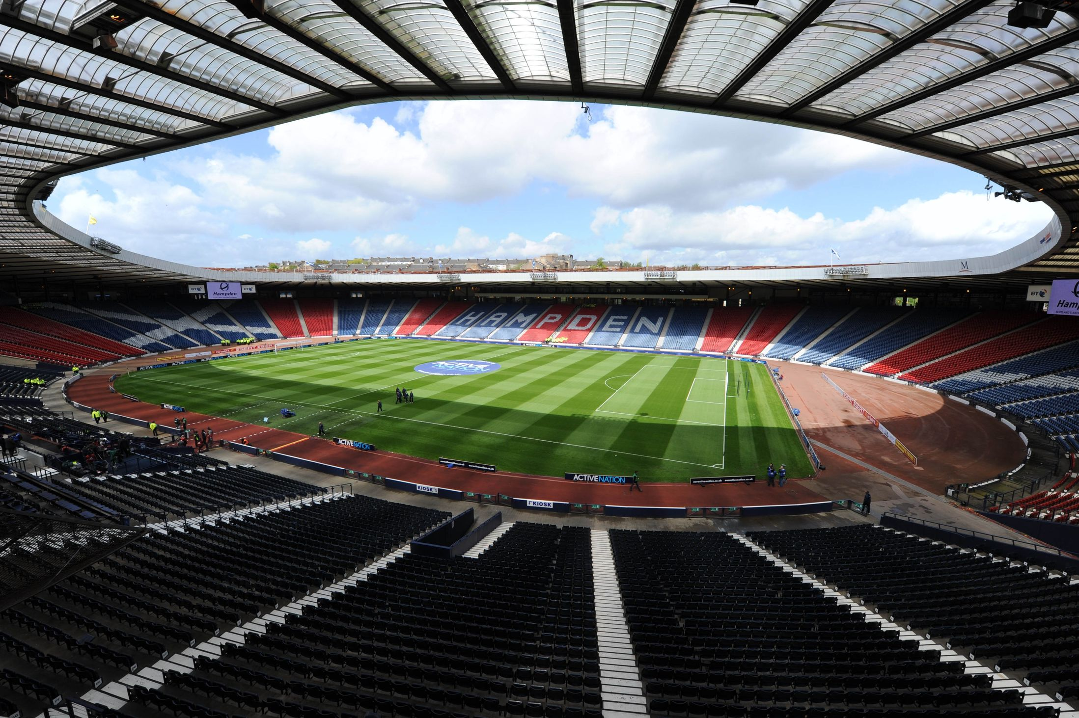 Stadium Hampden Park