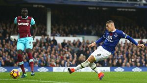 West Ham United vs Everton