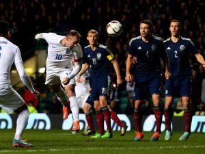 Skotlandia vs Inggris